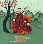 Couverture du livre « Monsieur Pan » de Kathrine Kressmann Taylor aux éditions Autrement