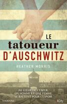 Couverture du livre « Le tatoueur d'Auschwitz » de Morris Heather aux éditions City