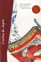 Couverture du livre « Contes du Japon » de Yann Breton et Pascale Fontaine aux éditions Reflets D'ailleurs