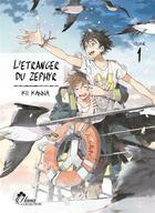 Couverture du livre « L'étranger du Zephyr » de Kii Kanna aux éditions Boy's Love
