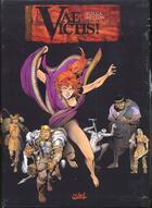 Couverture du livre « Vae Victis T.15 ; Ambre A Alesia Sursum Perficio » de Jean-Yves Mitton et Simon Rocca aux éditions Soleil