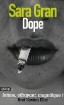 Couverture du livre « Dope » de Sara Gran aux éditions Sonatine