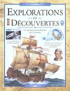 Couverture du livre « Explorations et decouvertes » de S Adams aux éditions Gamma Editions