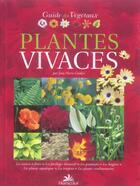Couverture du livre « Plantes vivaces » de Jean-Pierre Cordier aux éditions Horticolor