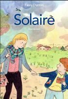 Couverture du livre « Solaire » de Chartres? Fanny aux éditions Ecole Des Loisirs