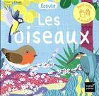 Couverture du livre « Les oiseaux » de Thierry Laval aux éditions Hatier