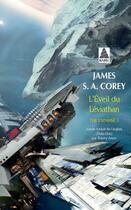 Couverture du livre « The expanse T.1 ; l'éveil du léviathan » de James S. A. Corey aux éditions Actes Sud