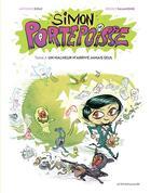 Couverture du livre « Simon Portepoisse t.2 » de Antoine Dole et Bruno Salomone aux éditions Actes Sud Junior