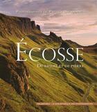 Couverture du livre « Ecosse, de brume et de pierre » de Patrick Dieudonne aux éditions Palantines