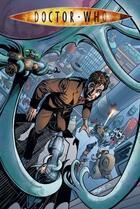Couverture du livre « Doctor Who T.3 ; à travers l'espace et le temps » de Collectif et Tony Lee aux éditions French Eyes