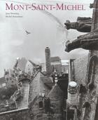 Couverture du livre « Mont-Saint-Michel » de Michel Pastoureau et Jean Mounicq aux éditions Actes Sud