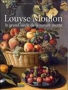 Couverture du livre « Louyse Moillon » de Dominique Alsina aux éditions Faton