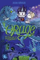 Couverture du livre « Orage, petit seigneur des ténèbres » de Julien Hervieux aux éditions Poulpe Fictions