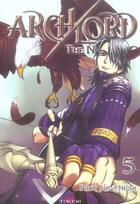 Couverture du livre « Archlord t.5 » de Park Jin-Hwan aux éditions Tokebi