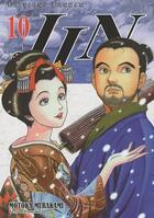 Couverture du livre « Jin t.10 » de Murakami-M aux éditions Delcourt