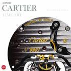 Couverture du livre « Cartier time art » de Laziz Hamani et Jack Forster aux éditions Skira-flammarion