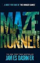 Couverture du livre « The maze runner t.1 » de James Dashner aux éditions