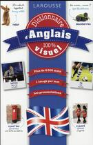 Couverture du livre « Dictionnaire visuel francais-anglais » de Collectif aux éditions Larousse