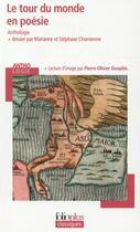 Couverture du livre « Le tour du monde en poésie » de Collectif aux éditions Gallimard