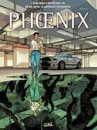 Couverture du livre « Phoenix t.2 » de Peynet et Gaudin et Rhieu aux éditions Soleil