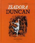 Couverture du livre « Isadora Duncan » de Josepha Mougenot et Jules Stromboni aux éditions Naive