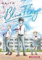 Couverture du livre « Blue flag T.1 » de Kaito aux éditions Kurokawa