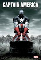 Couverture du livre « Captain America par Brubaker T.1 » de Ed Brubaker et Steve Epting aux éditions Panini