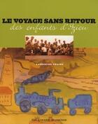 Couverture du livre « Le voyage sans retour des enfants d'Izieu » de Chaine Catherin aux éditions Gallimard-jeunesse