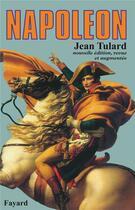 Couverture du livre « Napoleon - ou le mythe du sauveur » de Jean Tulard aux éditions Fayard