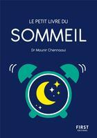 Couverture du livre « Le sommeil » de Mounir Chennaoui aux éditions First