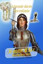 Couverture du livre « Jeanne d'Arc ; Dieu premier servi » de Mauricette Vial-Andru aux éditions Saint Jude