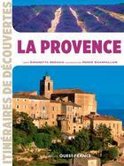 Couverture du livre « La Provence » de Simonetta Greggio et Herve Champollion aux éditions Ouest France