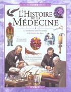 Couverture du livre « Histoire de la medecine » de B Ward aux éditions Gamma Editions