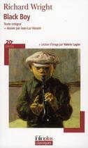 Couverture du livre « Black boy » de Richard Wright aux éditions Gallimard