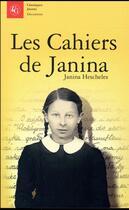Couverture du livre « Les cahiers de Janina » de Janina Hescheles aux éditions Classiques Garnier