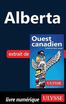 Couverture du livre « Alberta » de Collectif aux éditions Ulysse