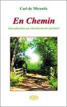Couverture du livre « En chemin » de Carl De Miranda aux éditions Altess