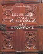 Couverture du livre « Le mobilier francais - version cuir » de Boccador Jacqueline aux éditions Monelle Hayot