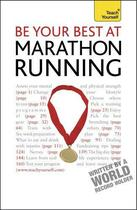 Couverture du livre « Be Your Best At Marathon Running: Teach Yourself » de Rogers Tim aux éditions Hodder Education Digital