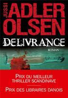 Couverture du livre « Délivrance » de Jussi Adler-Olsen aux éditions Albin Michel