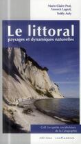 Couverture du livre « Géographie et enjeux du littoral » de Marie-Claire Prat et Teddy Auly et Yannick Lageat aux éditions Confluences