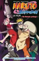Couverture du livre « Naruto Shippuden T.1 ; un funeste présage » de Masashi Kishimoto aux éditions Cameleon