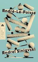 Couverture du livre « André-la-poisse » de Andrei Siniavski aux éditions Editions Du Typhon