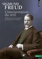 Couverture du livre « L'interprétation du rêve » de Sigmund Freud aux éditions Points