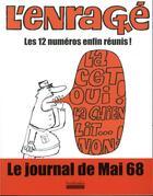 Couverture du livre « L'enragé » de Collectif aux éditions Hoebeke