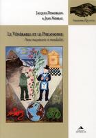 Couverture du livre « Le philosophe et le vénérable » de Jean Moreau aux éditions Detrad Avs