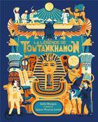 Couverture du livre « La légende de Toutankhamon » de Sally Morgan et James Weston Lewis aux éditions Hachette Enfants