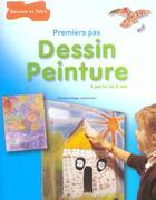 Couverture du livre « Dessin Peinture » de Florence Huyar-Letourneur aux éditions Dessain Et Tolra
