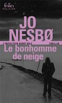 Couverture du livre « Le bonhomme de neige » de Jo NesbO aux éditions Gallimard
