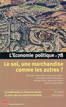 Couverture du livre « L'economie politique n78 » de Collectif aux éditions Alternatives Economiques